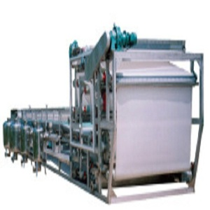DZY带式真空过滤机 固液分离设备 真空带式过滤机 真空皮带脱水机