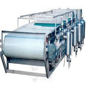 PBF型水平真空带式过滤机 真空皮带脱水机 真空带式过滤机